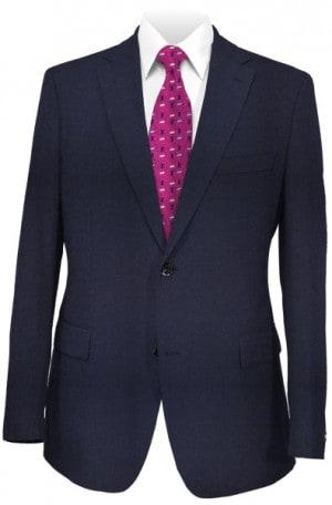 Michael Kors Navy Tailored Fit Suit K2Z1553