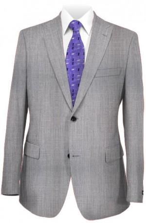 Michael Kors Light Gray Tailored Fit Suit #K2Z2002