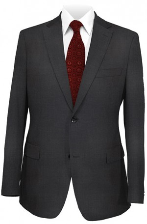 Yuste Charcoal Gray Classic Fit Suit LS211