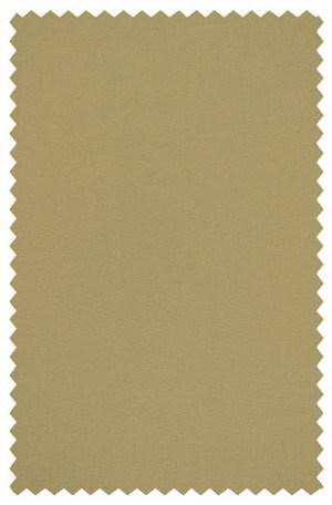 VILLAROMA Tan Solid Color SLACKS MZ-40