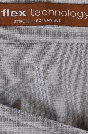 Jack Victor Light Gray Casual Dress Slacks #R305190