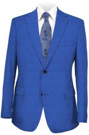 Tiglio Royal Blue Tailored Fit Sportcoat #RS5425-2