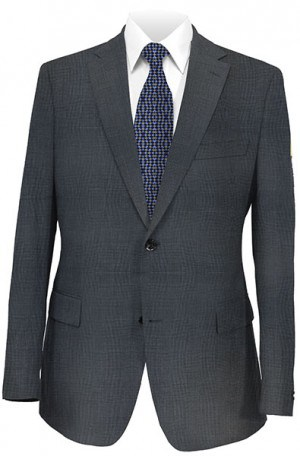 Tallia Navy Pattern Suit #SAW0027