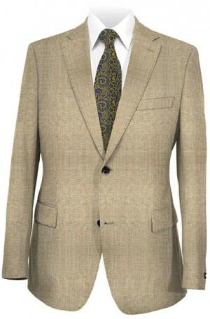 JBC Tan Pattern Suit #SH0016