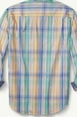 Tommy Bahama Metala Plaid Shirt T316466-033