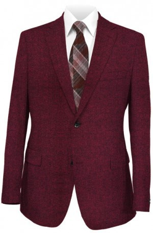 US Polo Assn. Red Tailored Fit Sportcoat #TIM6026J