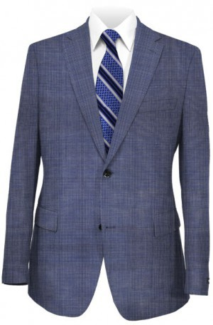 Tiglio Light Blue Tailored Fit Suit TS6000-3