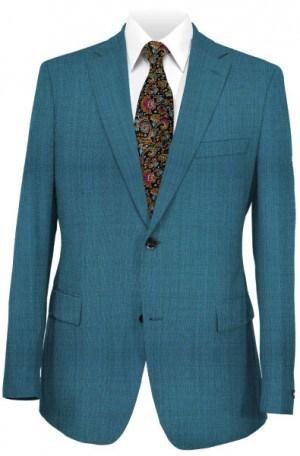 Tiglio Aqua-Blue Slim Fit Suit #TS6082-4A