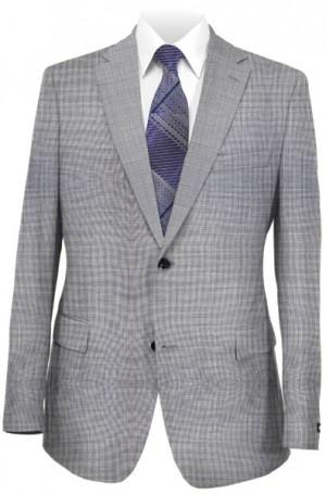 Austin Reed Gray Sharkskin Suit #ZAA0010
