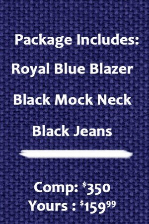 The Complete Chicago Sport Coat Package