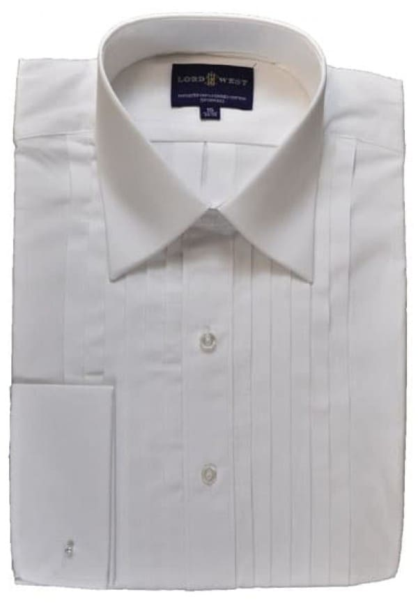 Pure Cotton Laydown Formal Shirt