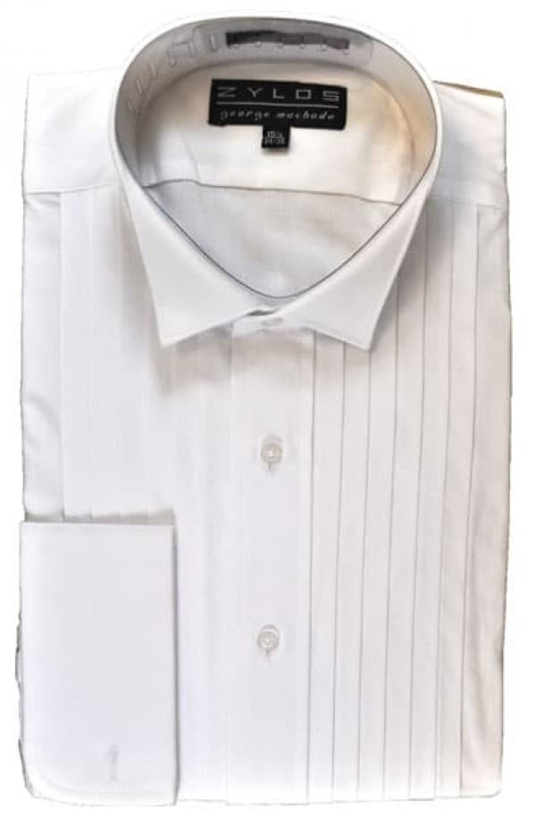 Pure Cotton Wing Collar Formal Shirt