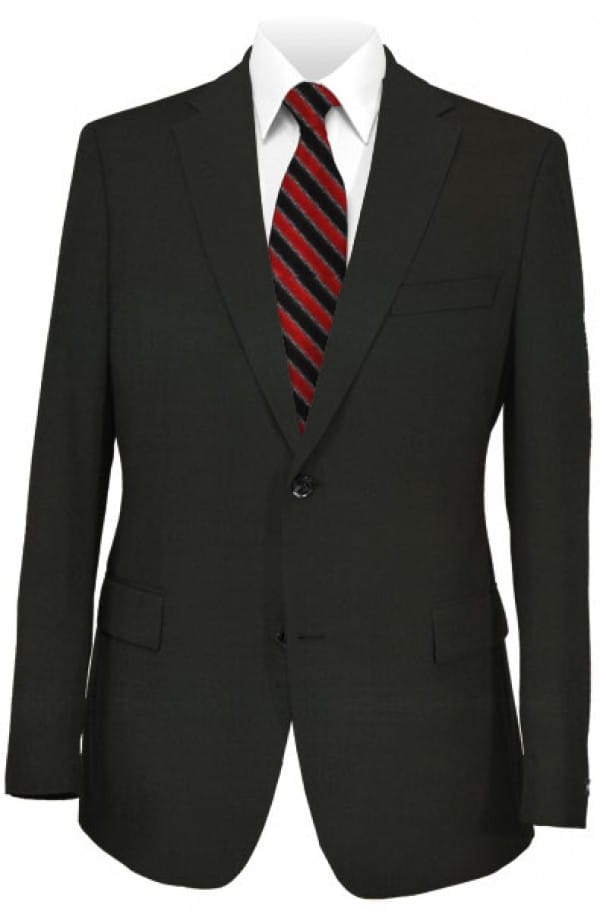 2b4fa7bc0 Ralph Lauren Black Wool Suit Separates